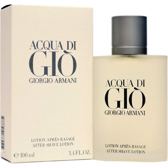 Image of Acqua Di Gio Homme Aftershave Lotio