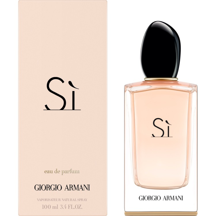 Image of Armani - Si Eau de parfum 100ml