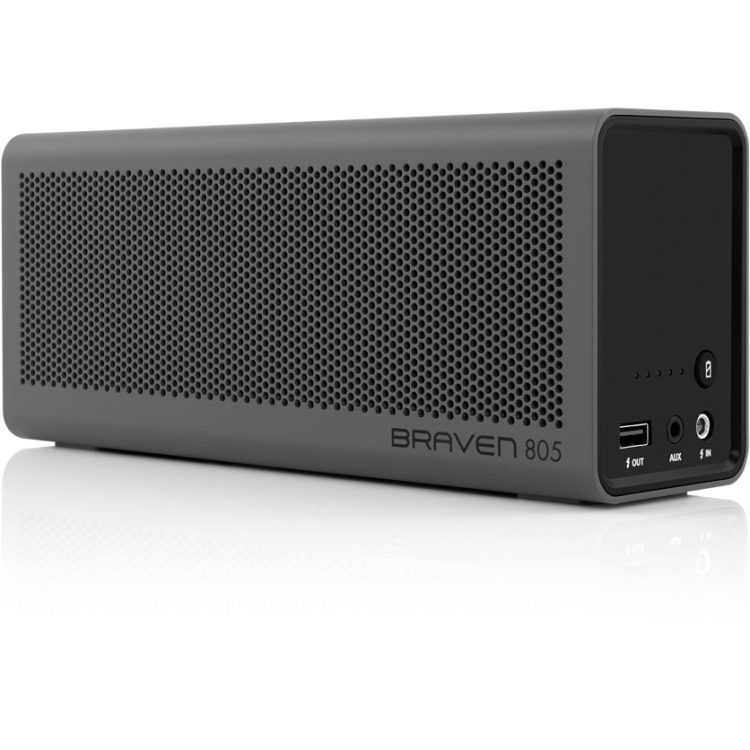 Image of 805 Wireless Speaker Gray Black