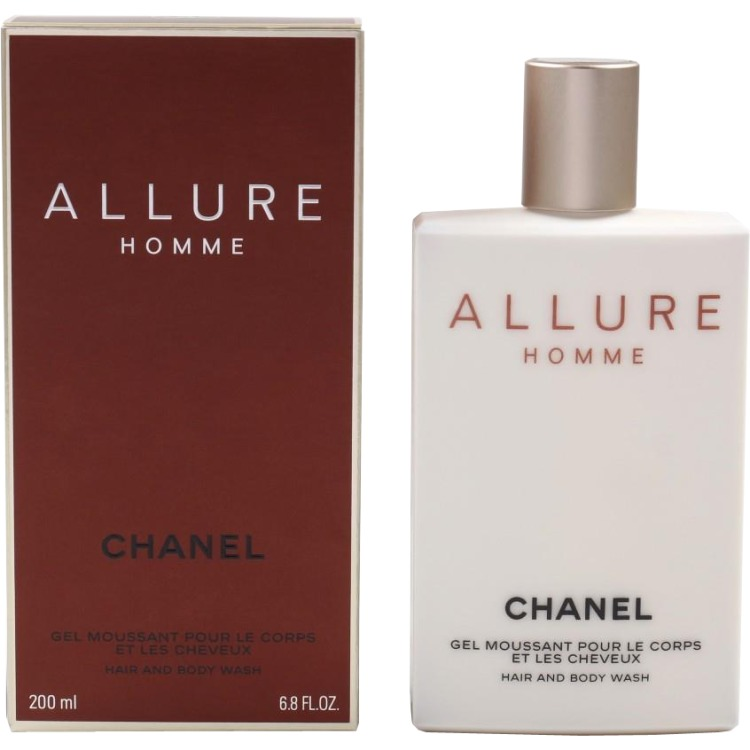 Allure Homme Showergel 200 Ml.