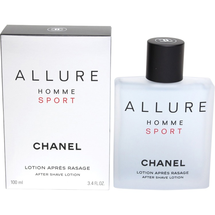 Image of Allure Homme Sport Aftershave Lotio