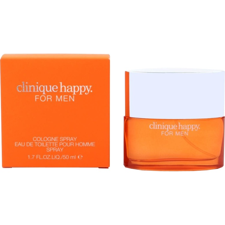 Clinique Happy Men Eau De Toilette 50 ml