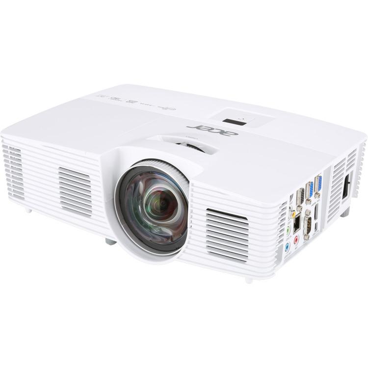 S1383WHne DLP 3D WXGA 1280x800 13.000:13200 ANSI Lumens VGA/HDMI 2x Digital Zoom CBII+ Autokeystone 31dB 2.8Kg ECO 3 years warranty