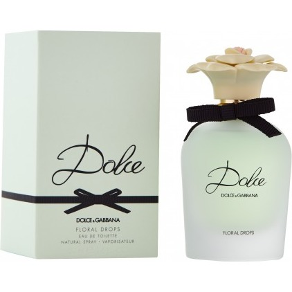 Image of Dolce Floral Drops Eau De Toilette, 50 Ml