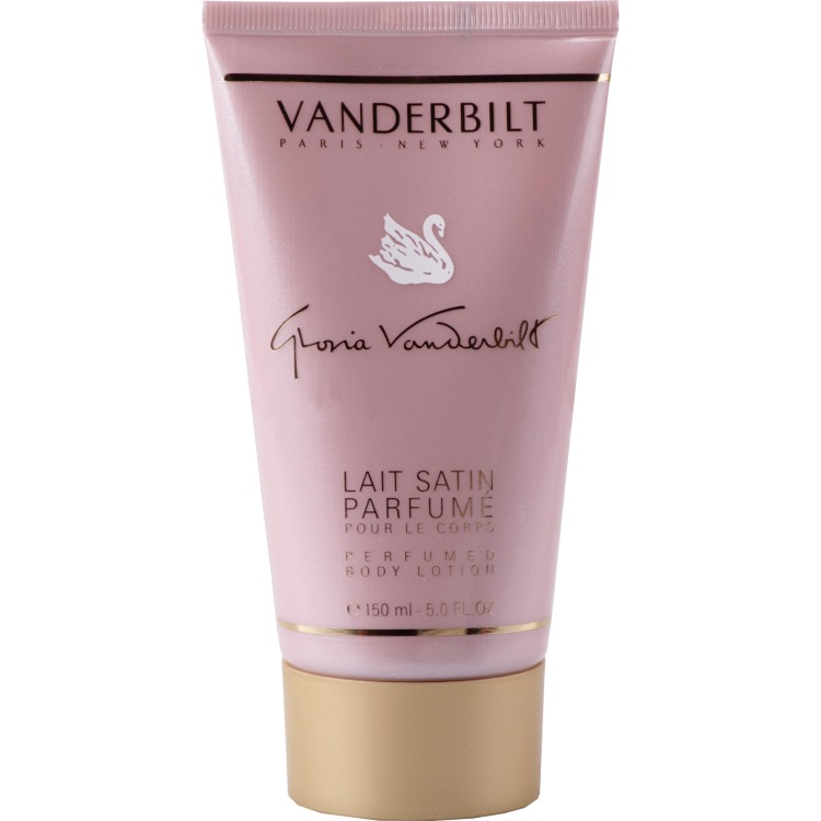 Image of Gloria Vanderbilt perfumed body lotion - 150ml