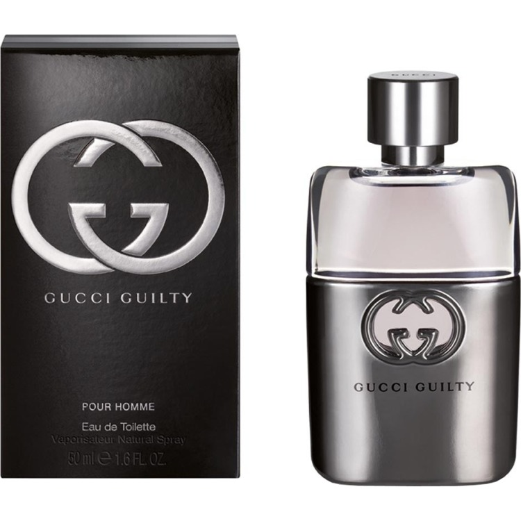 Gucci Guilty For Men Eau De Toilette 50 ml
