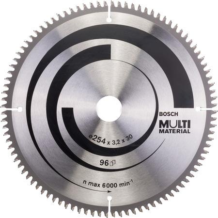 Bosch Multi Materiaal Cirkelzaagblad