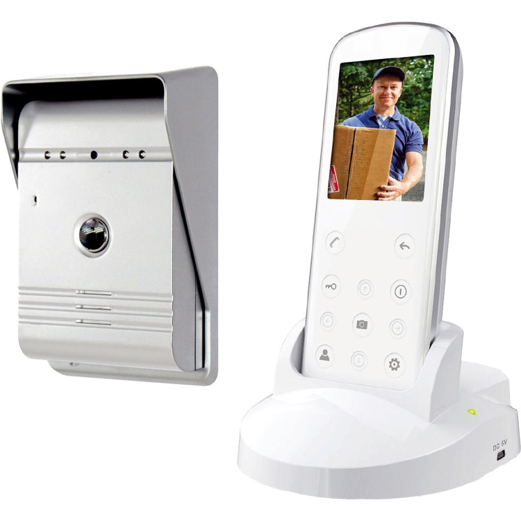 Smartwares digitale video intercom