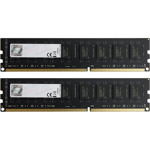 G.Skill 16GB DDR3-1600MHz