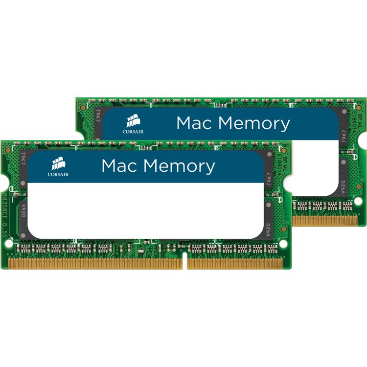 SODIMM DDR3 1333 16GB (2x8GB)