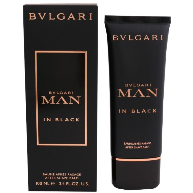 Image of Bvlgari - Man in Black Aftershave 100 ml