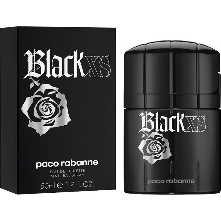 Paco Rabanne Black Xs Eau De Toilette Man 50ml