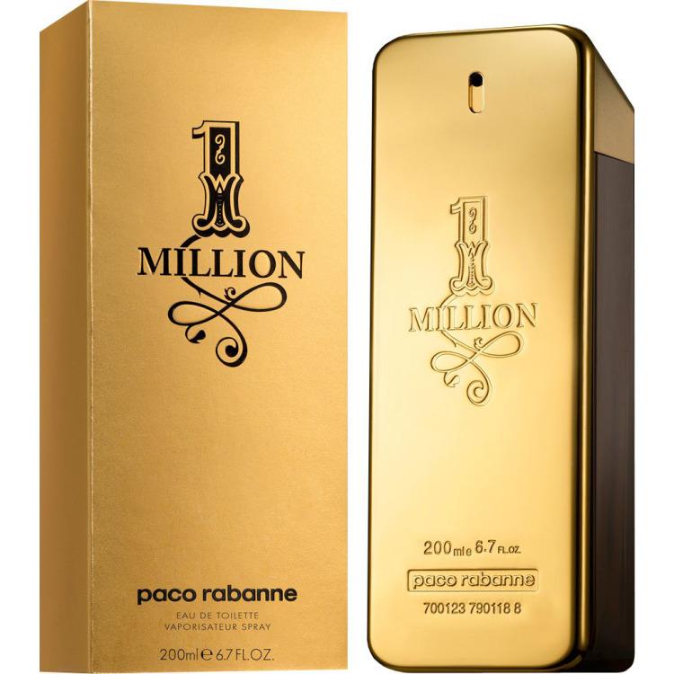 Image of 1 Million Eau De Toilette, 200 Ml