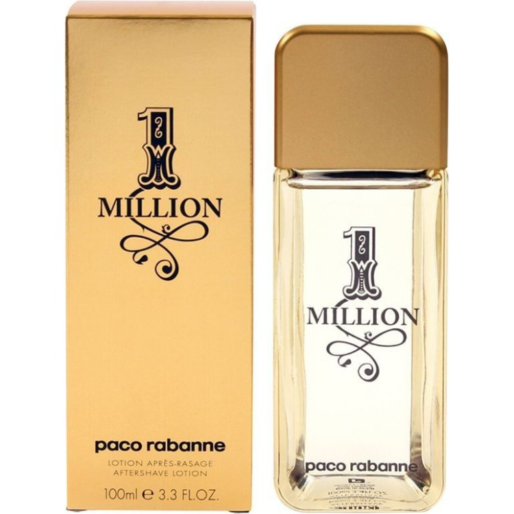 Image of 1 Million Aftershave Lotion, 100 Ml