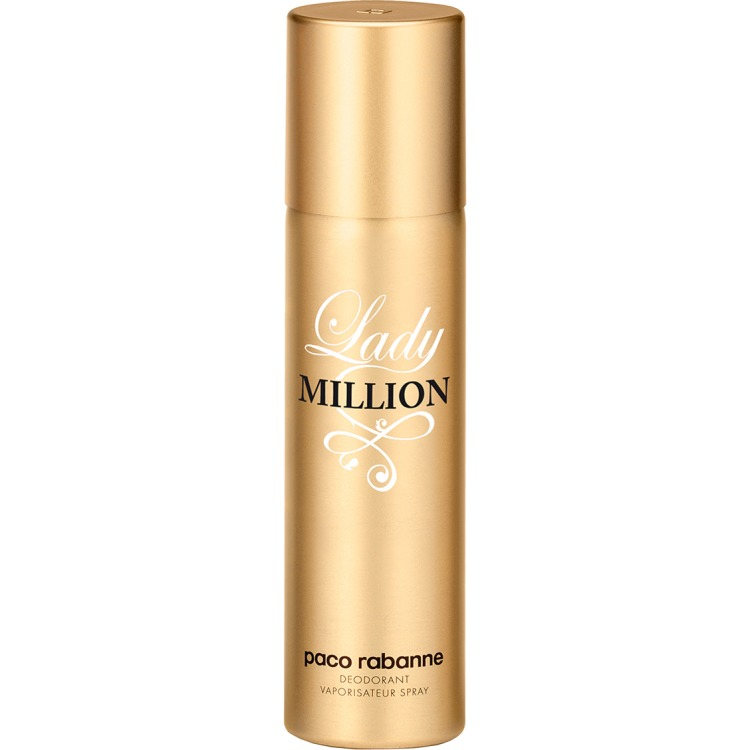 Paco Rabanne Lady Million Deodorant Deospray 150ml