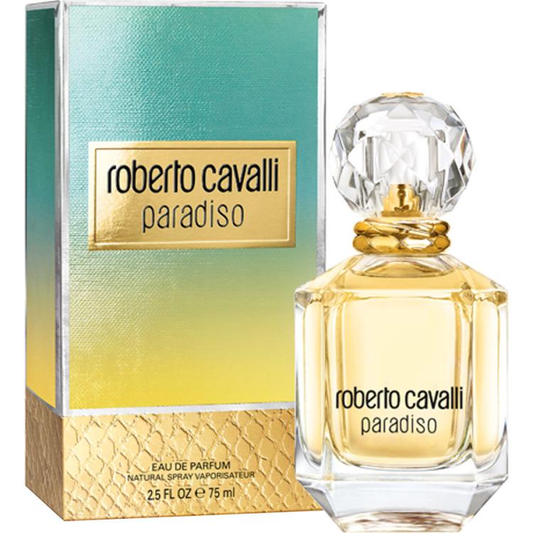 Roberto Cavalli Paradiso Eau de Parfum Spray 75 ml