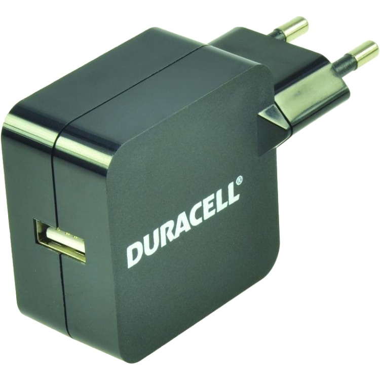 Duracell Single USB 2,4A Thuislader