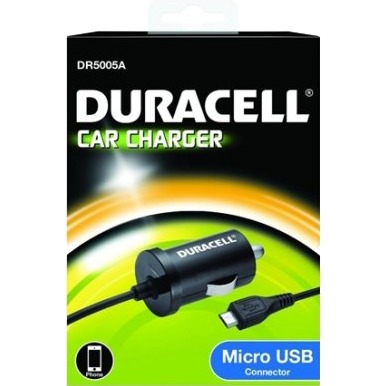 Duracell 1A Autolader MicroUSB