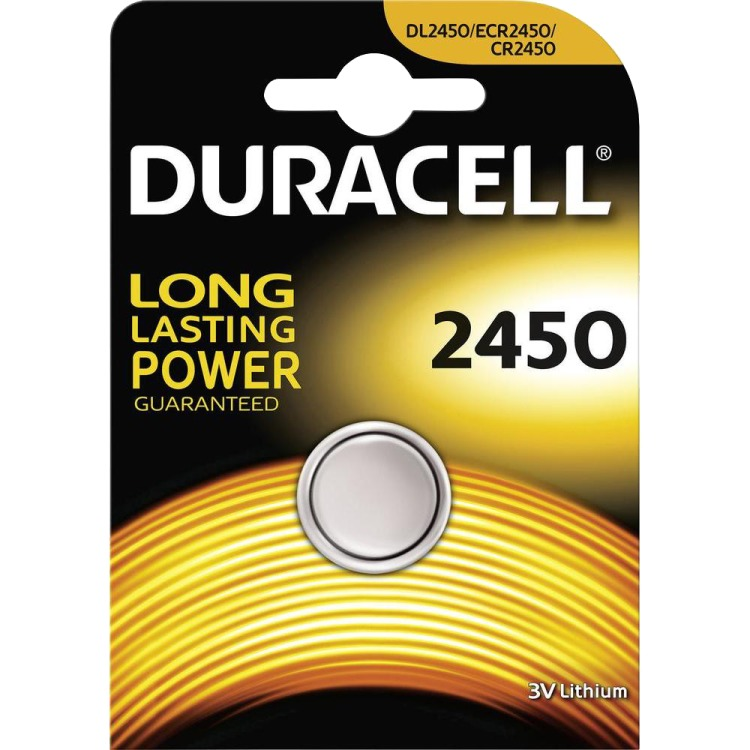 Duracell DL2450     MINICEL          DU