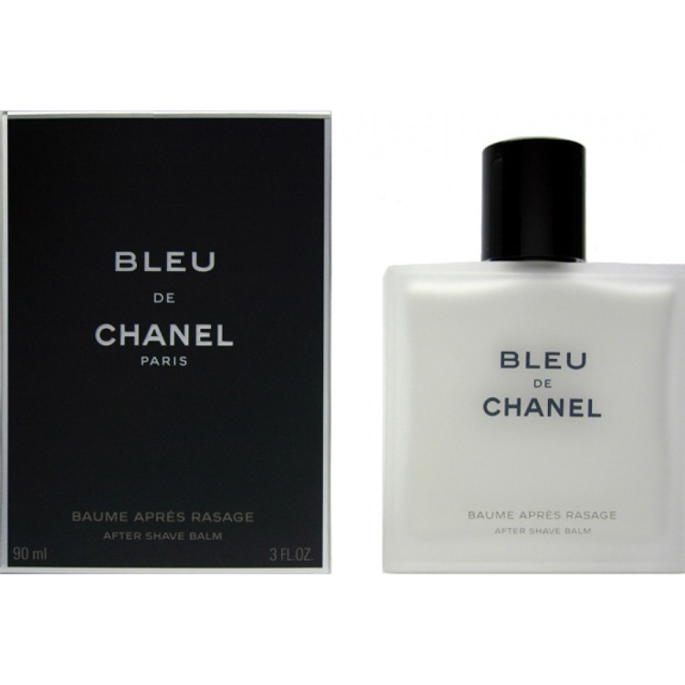 Image of Bleu De Chanel Aftershave Balsem, 100 Ml