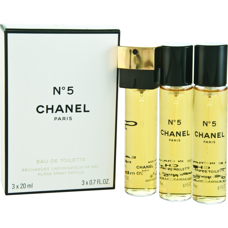 No.5 Giftset 60 Ml.