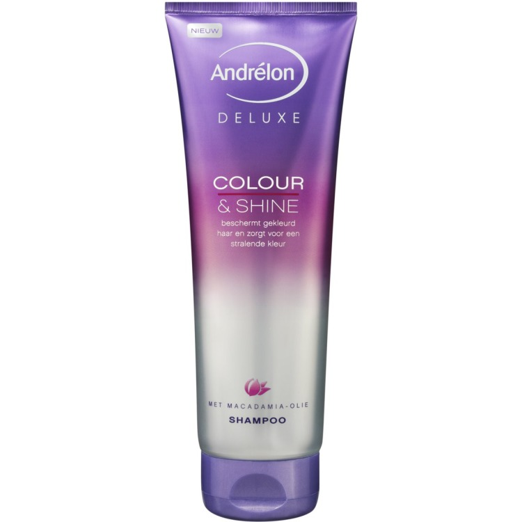 Image of Deluxe Colour & Shine Shampoo, 250 Ml