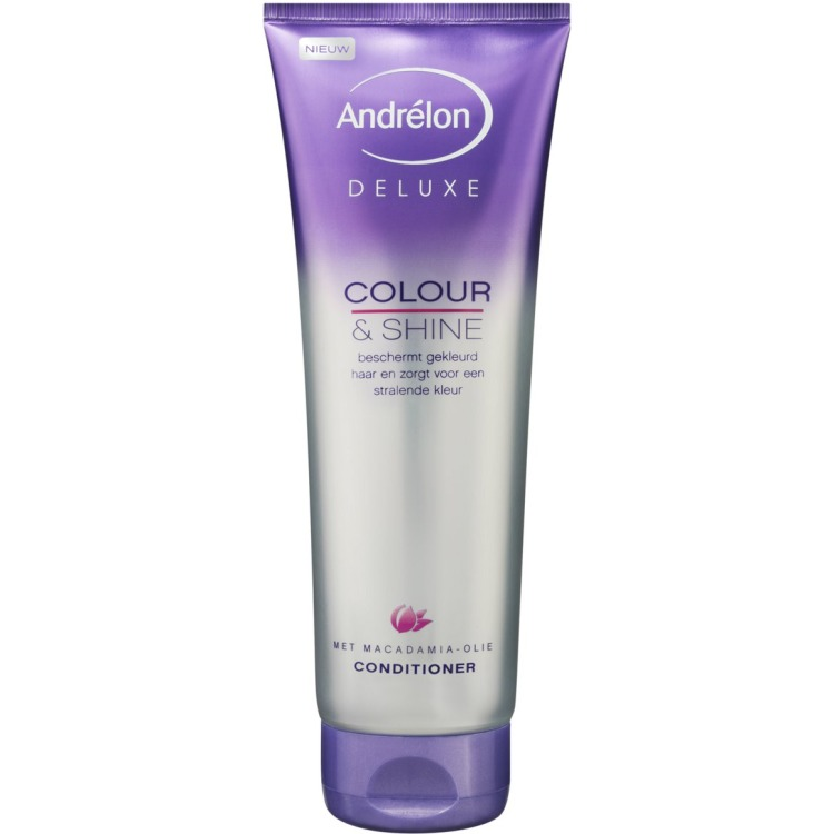 Image of Deluxe Colour & Shine Conditioner, 250 Ml