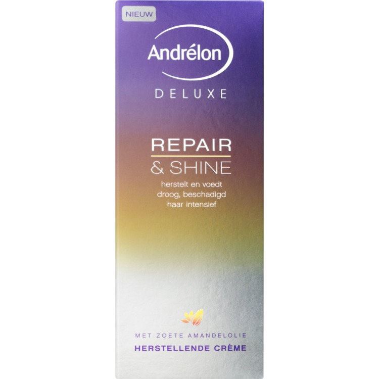 Image of Deluxe Repair & Shine Herstellende Crème, 120 Ml