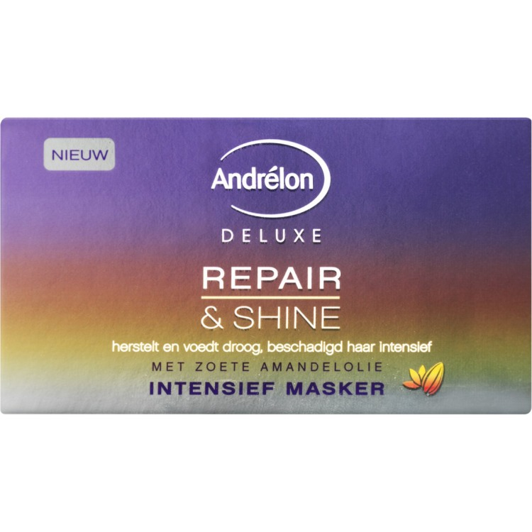 Image of Deluxe Repair & Shine Intensief Masker, 200 Ml