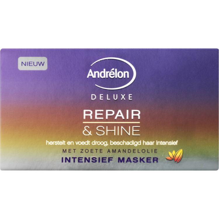 Image of Deluxe Repair & Shine Intensief Masker, 200 Ml