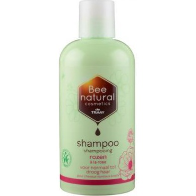 Image of Bee Natural Shampoo Rozen, 250 Ml