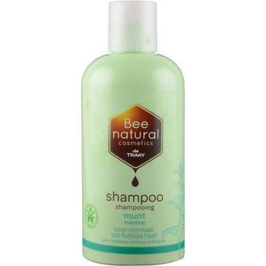 Image of Bee Natural Shampoo Munt, 250 Ml
