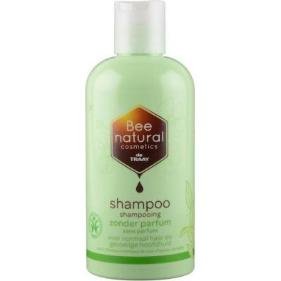 Image of T Bee Natural Shampoo Zonder Parfum,