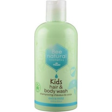 Image of Bee Natural Kids Hair & Body Wash, 250 Ml