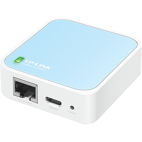 Productafbeelding voor 'TL-WR802N Wireless N Nano Router 300Mbps'