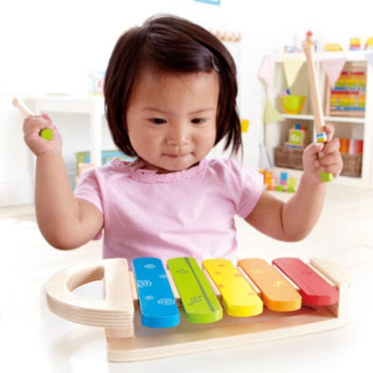 Regenboog xylofoon