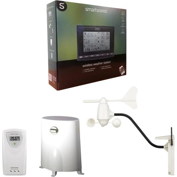 Smartwares weerstation