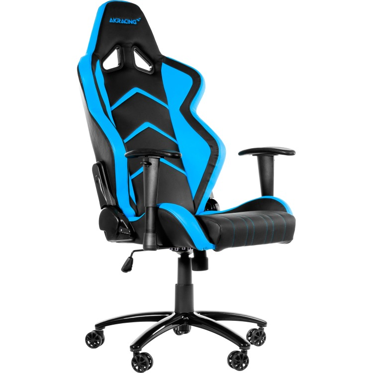 AK Racing AKRACING, Player Gaming Chair (Zwart-Blauw) (AK-K6014-BL)