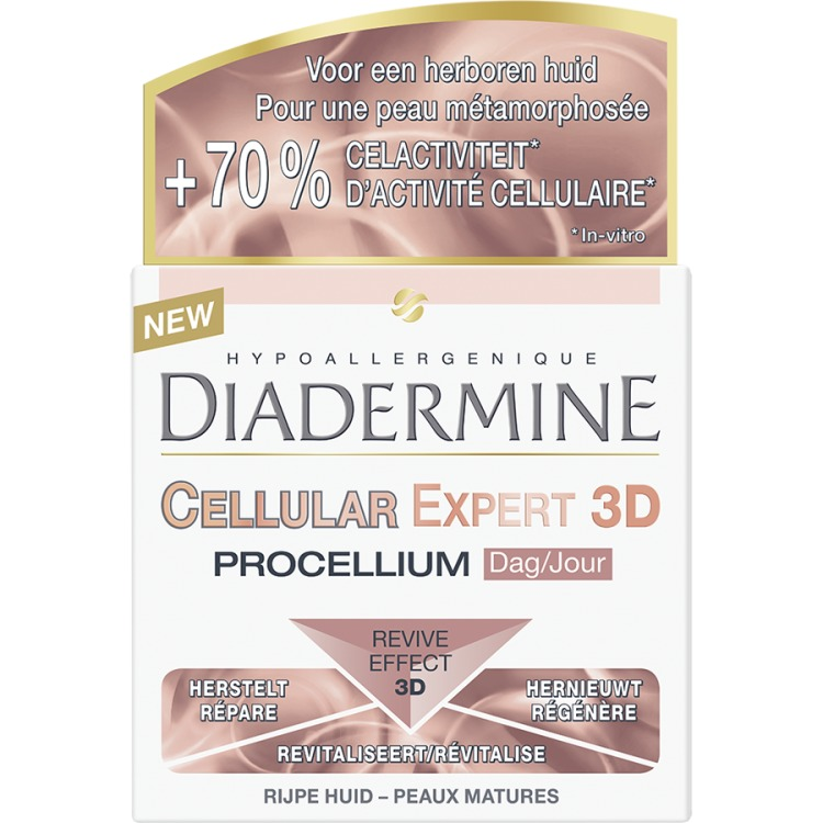 Image of Cellular Expert 3D Dagcrème (50 Ml)