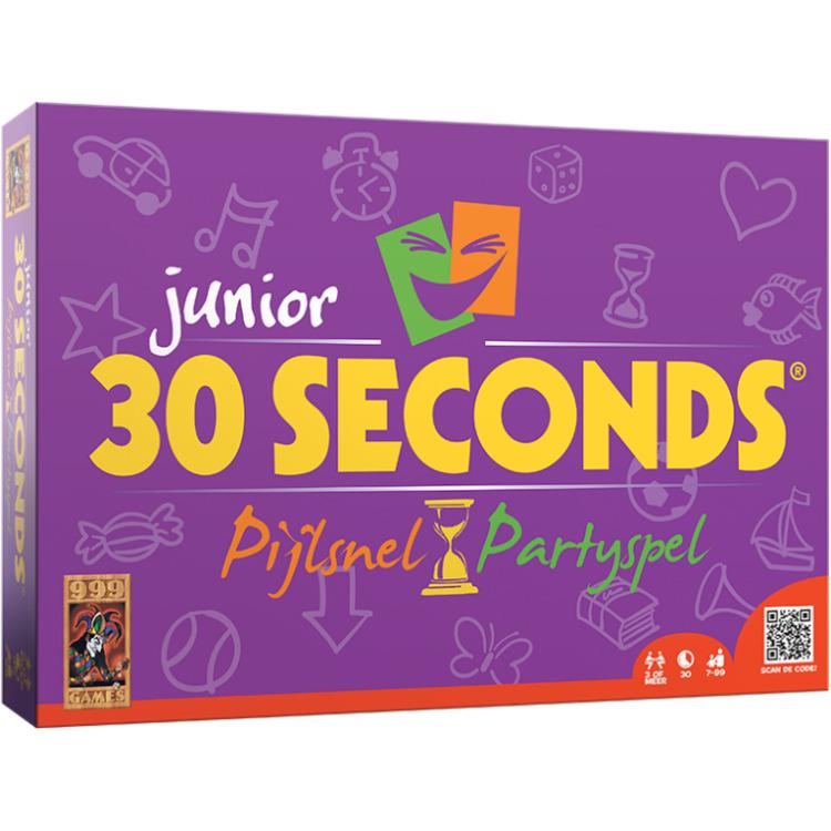 Image of 30 Seconds - Junior