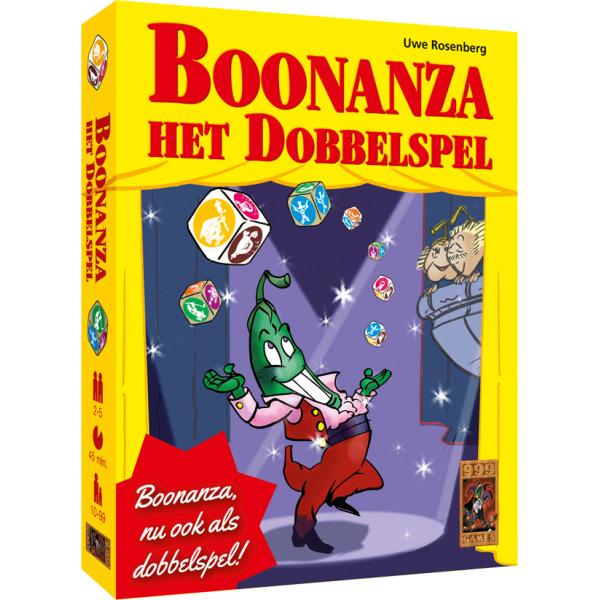 Image of Boonanza - Het Dobbelspel