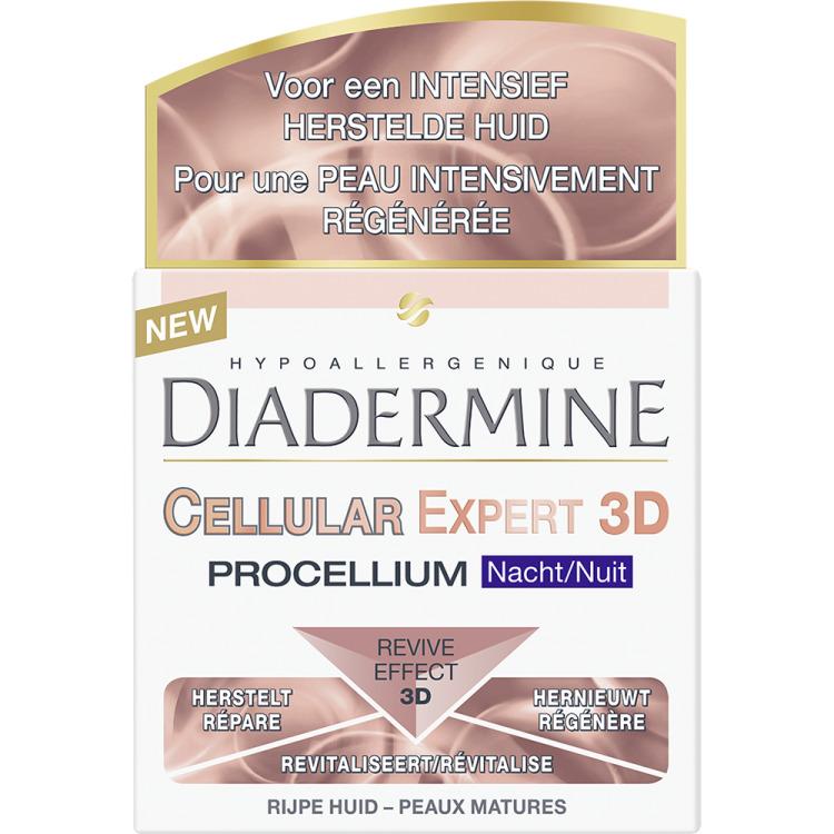 Image of Cellular Expert 3D Nachtcrème (50 Ml)