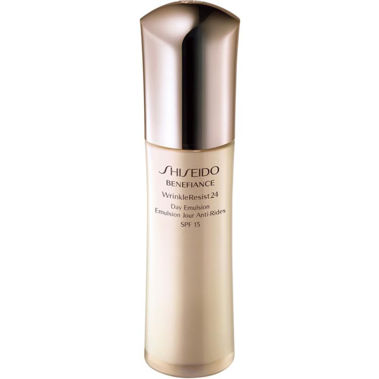 Shiseido Benefiance WrinkelResist 24 day emulsion SPF15