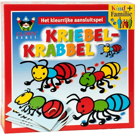 Image of Kriebel-Krabbel