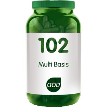 Image of 102 Multi Basis (120 Capsules)