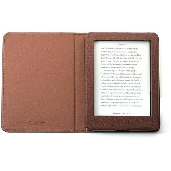 Gecko Covers Kobo Glo HD Hoes Luxe