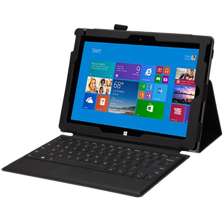 Gecko Covers Microsoft Surface Pro 3 Sleeve Zwart