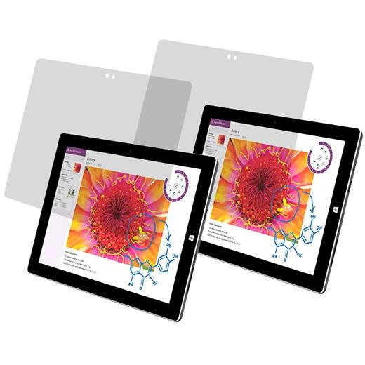 Gecko Covers Screenprotector Clear Microsoft Surface 3