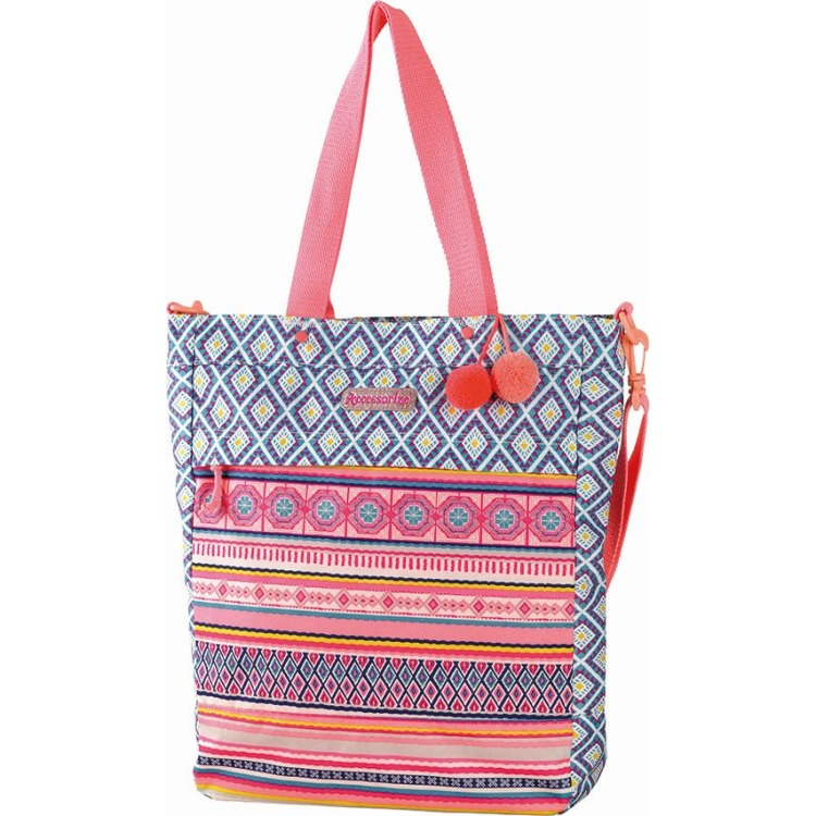 Accessorize - Shopper - Blue Diamond
