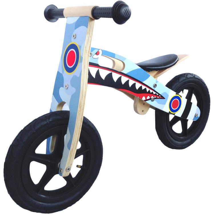 Image of BU Toys Loopfiets JB Spitfire 56x17x32 cm